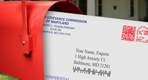 How will you respond to the Attorney Grievance Commission?