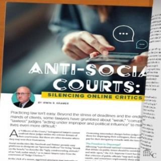 Anti-Social Courts